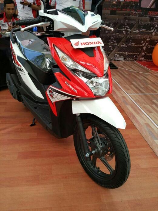 Honda BeAT Sporty 2016 Hadir Di Jogja
